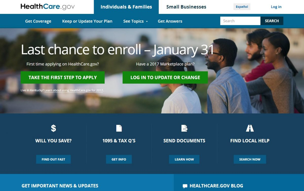 Last chance to sign up for Obamacare