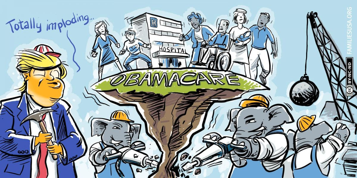 Beaten down on health care