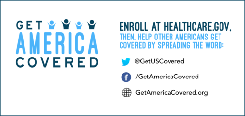 Enroll at Healthcare.gov
