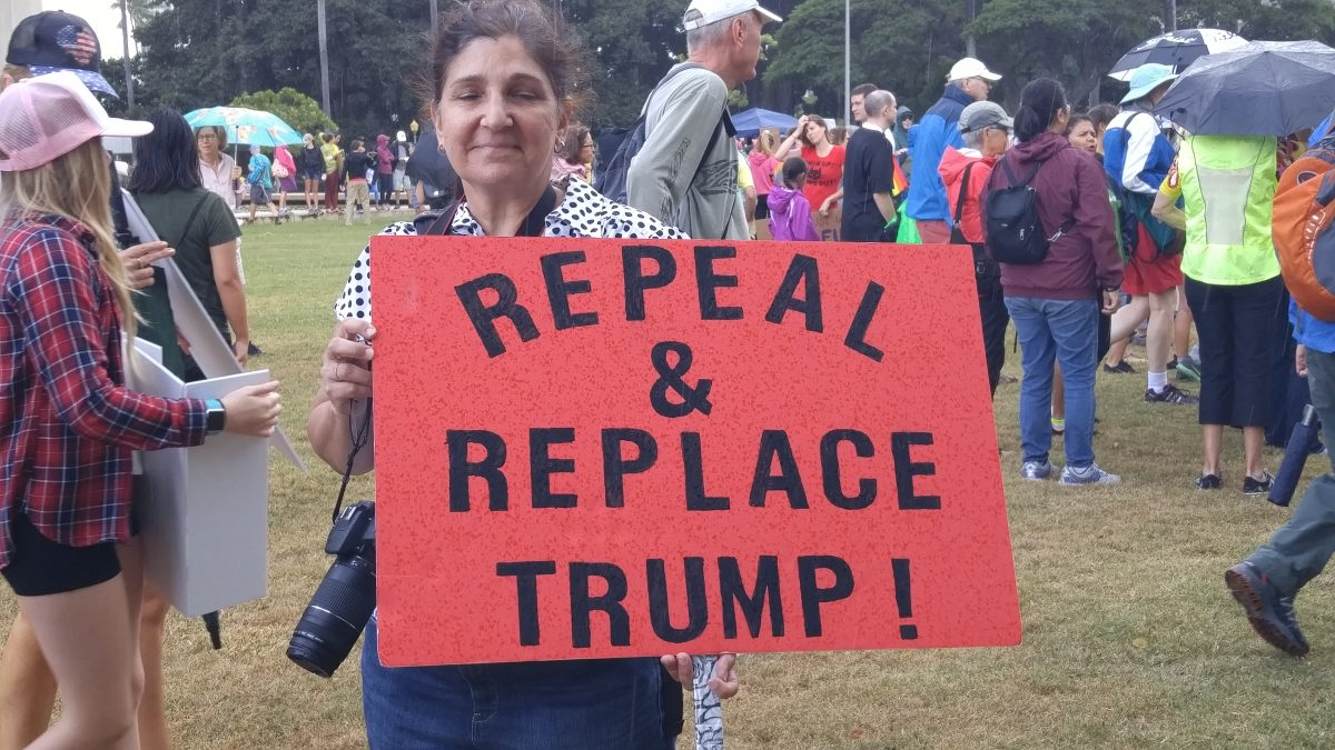 Patient advocacy under Trump