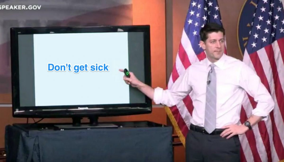Hey Rep. Ryan, it's clear you don't see me as a person