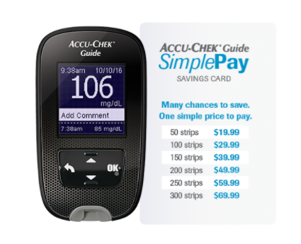 Device Review: Accu-Chek Guide blood glucose meter