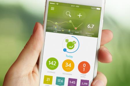MySugr diabetes health app