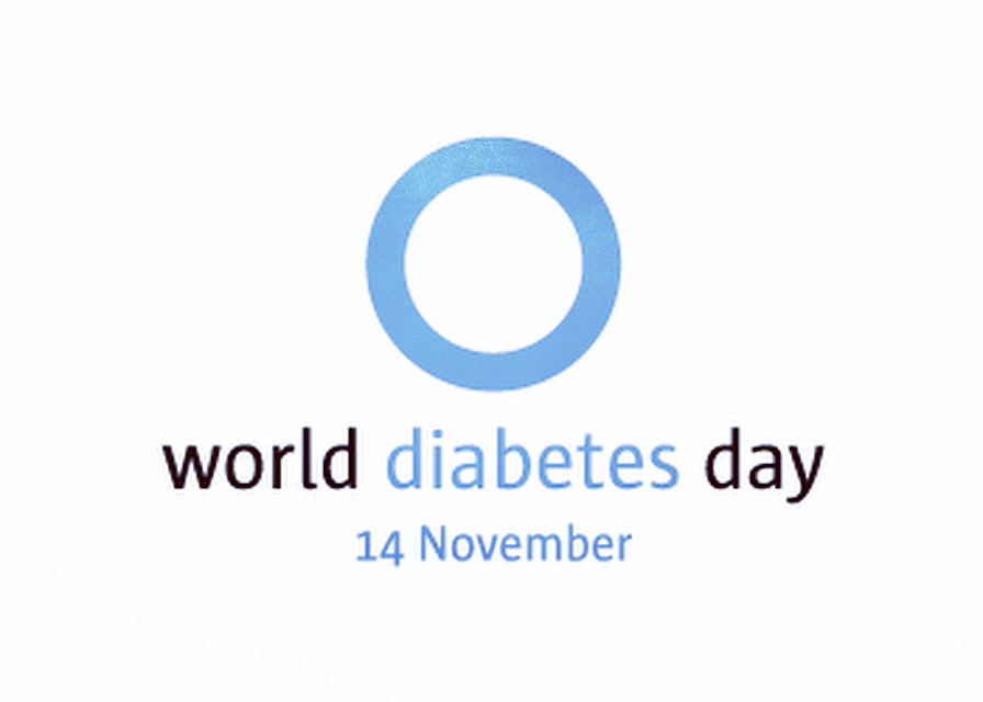 November 14th is World Diabetes Day